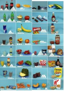 Nutrition Hidden Sugars