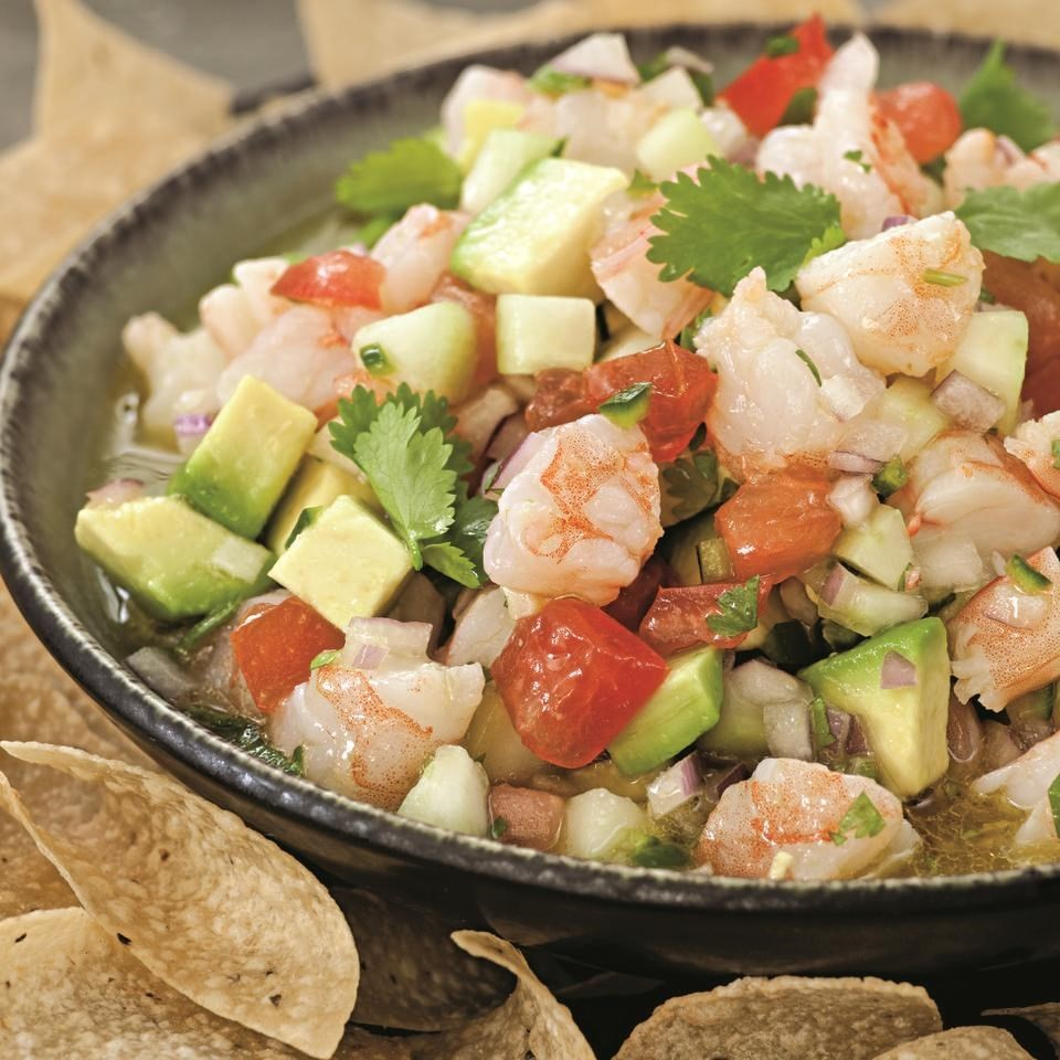 Shrimp Ceviche Avance Care